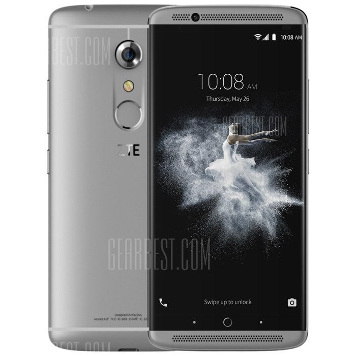 Design Review of ZTE AXON