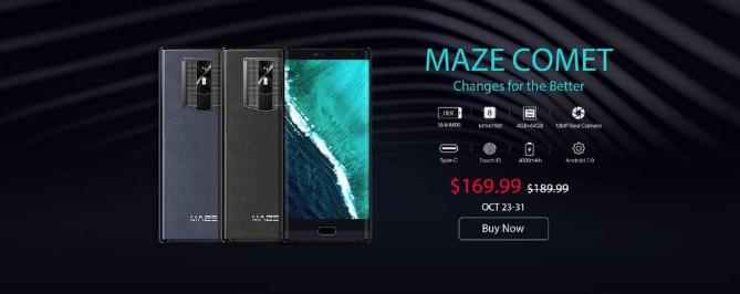 Maze Comet Review