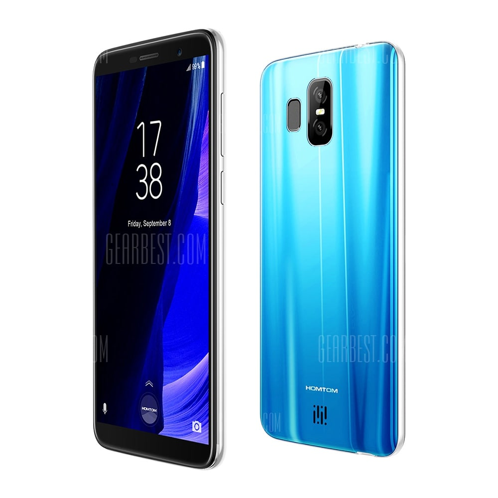 Homtom S7 4G Smartphone Review