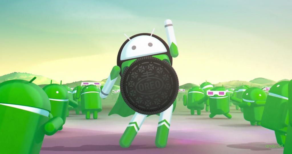 Android 8.0 Oreo OS