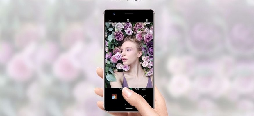 16 MP Front Camera for Clearer Selfies!
