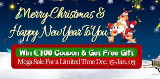 Efox christmas sale