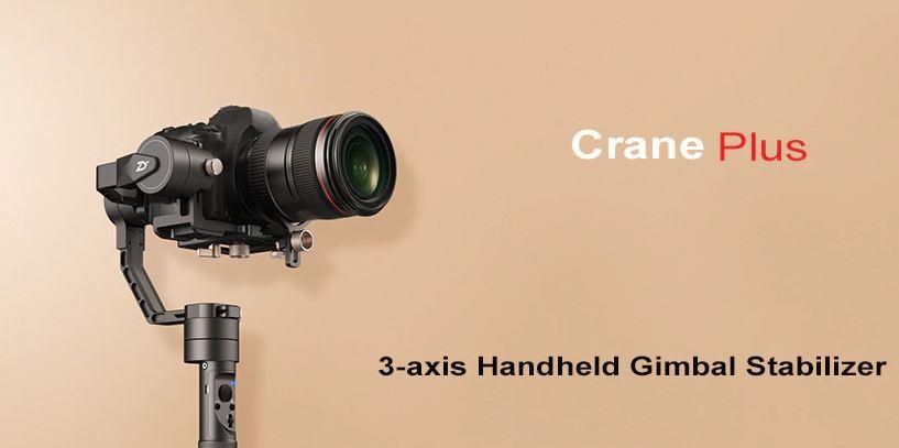 Zhiyun Crane Plus Gimbal Stabilizer