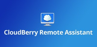 CloudBerry-Remote-Assistant