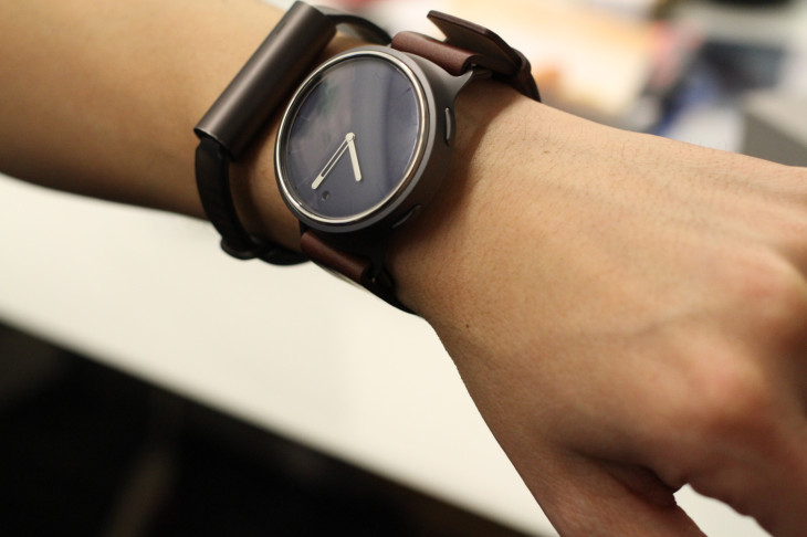 Misfit Phase Hybrid Wearables Smartwatch