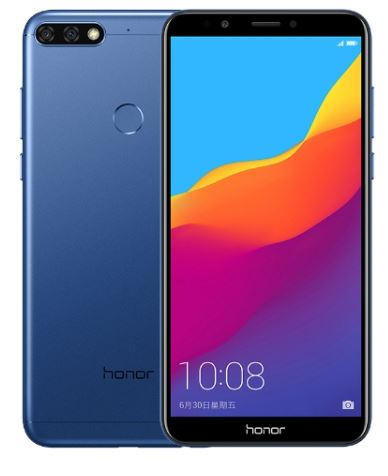 Huawei Honor 7C: Specification & Price