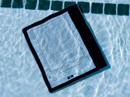 kindle osis e reader
