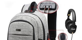 Smart Backpacks