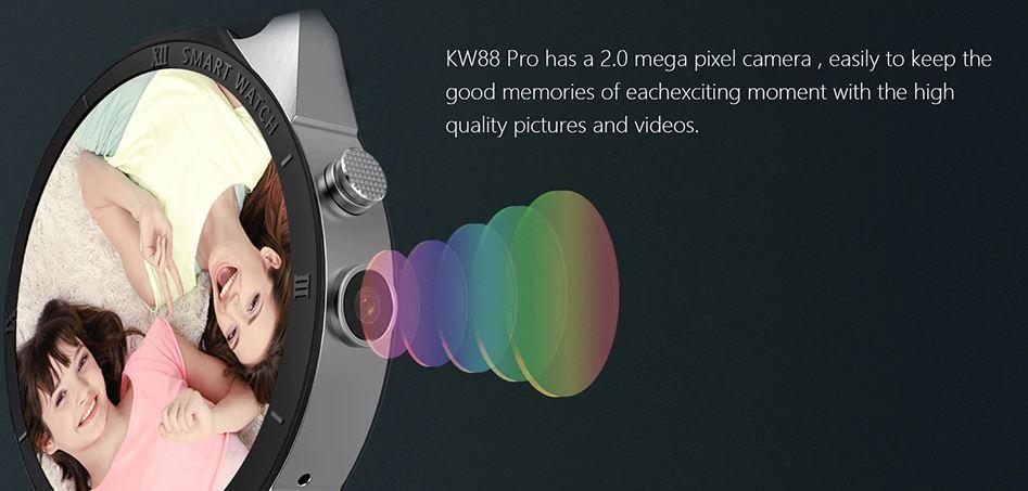 kingwear Kw88 pro review