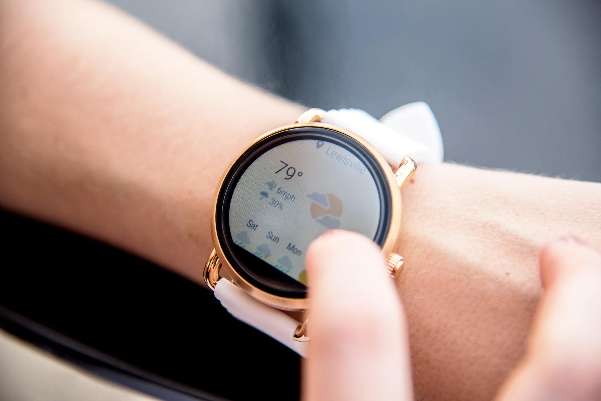 Fossil Gen 3Q smartwatch for women