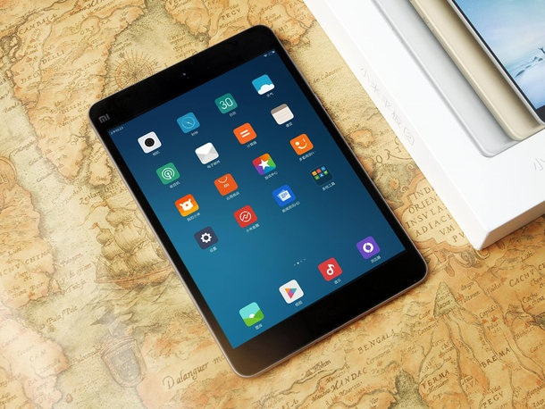 Xiaomi Mi pad 3: Design