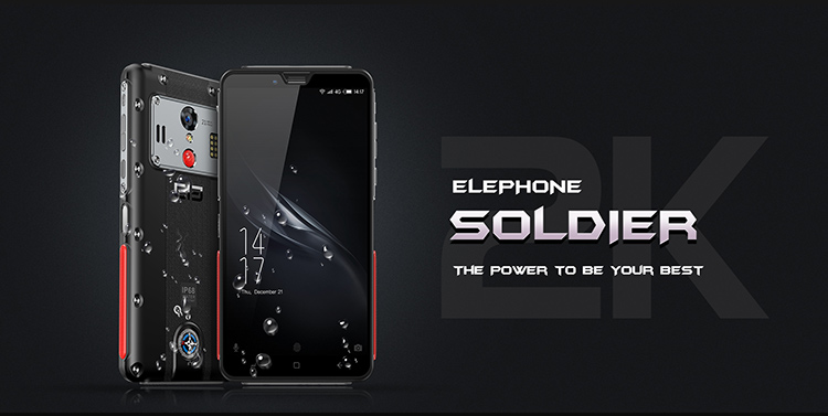elephone solider review