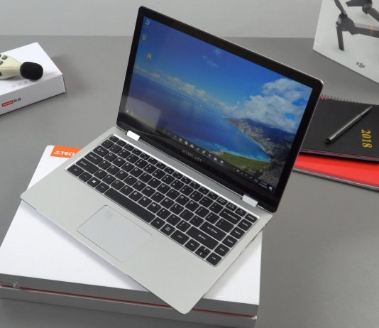 Teclast-F6 review