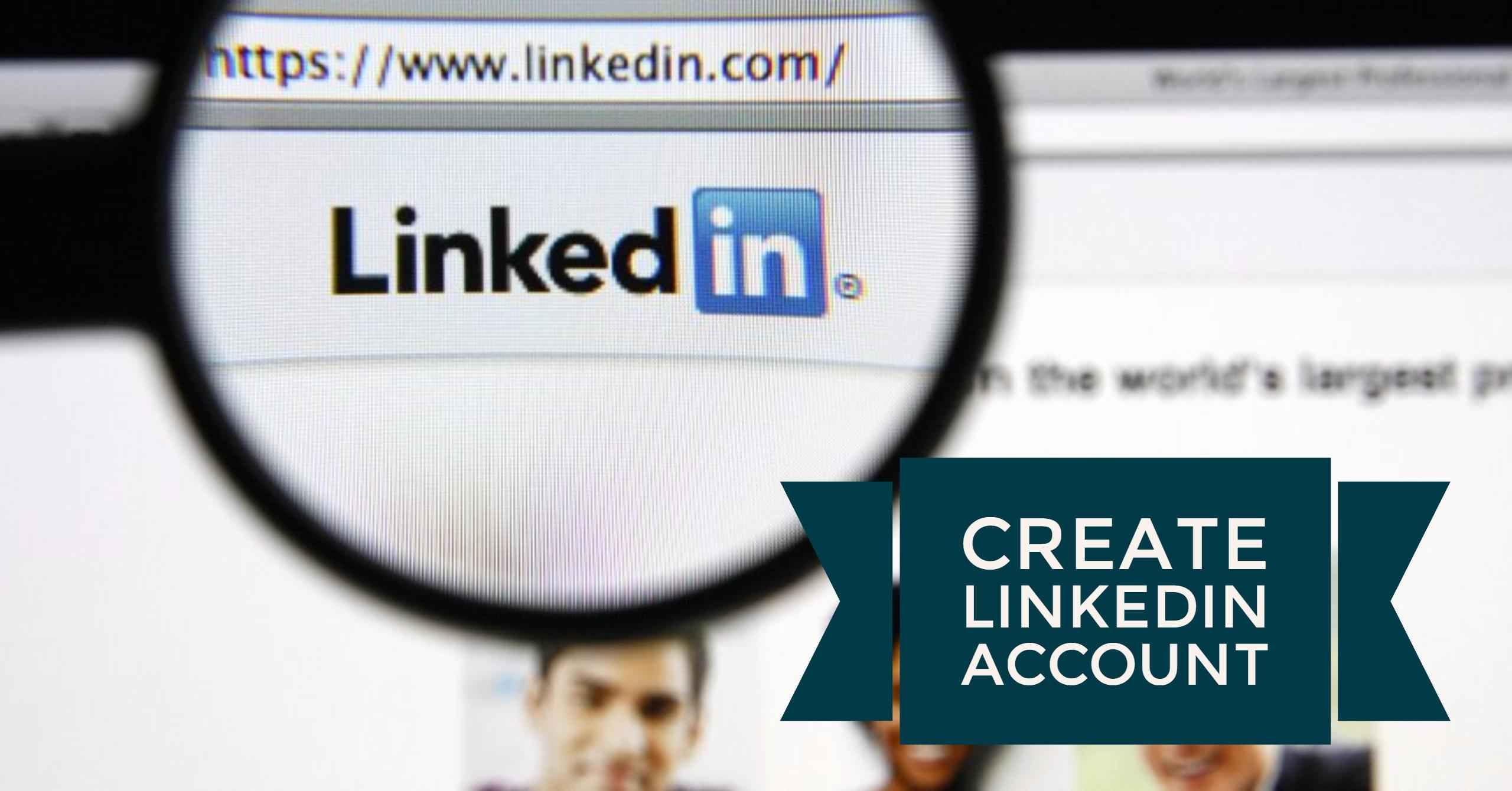 How-to-create-Linkedin-account