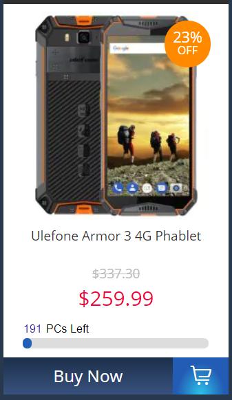 Ulefone Armor 3 4G
