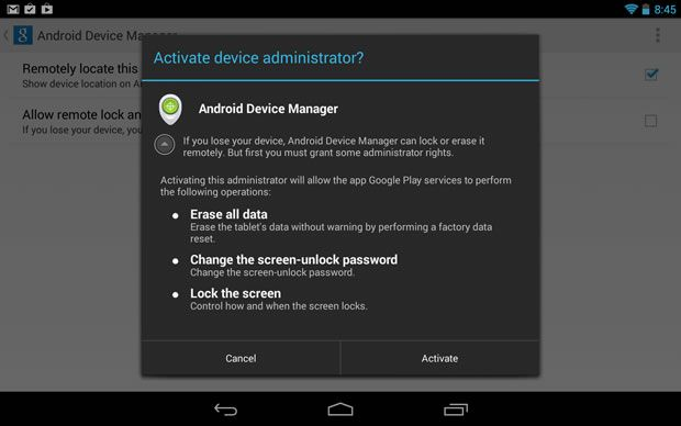 device-manager-on-device