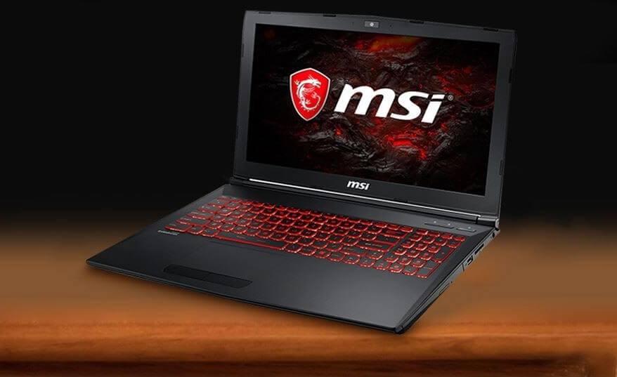 MSI GL62M 7REX-1252 Gaming Laptop