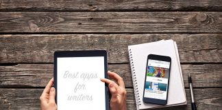 best apps for writers