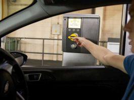 Car Park Payment System
