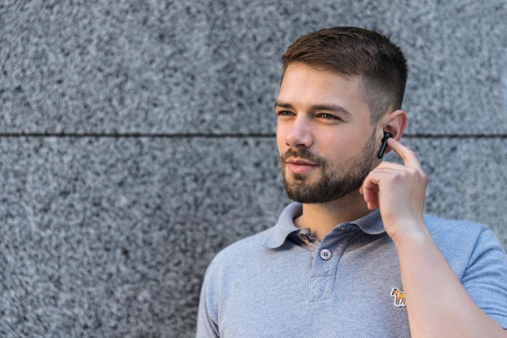 Bluetooth 5.0 connectivity in XFYRO ANC earbuds