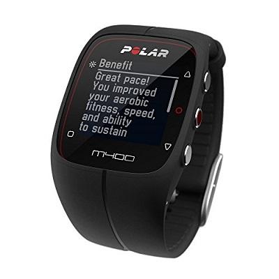 Polar M400 GPS Sports Smartwatch