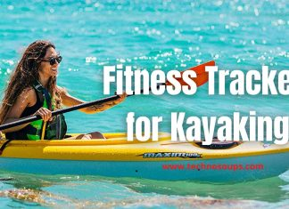 Fitness Tracker in Kayaking