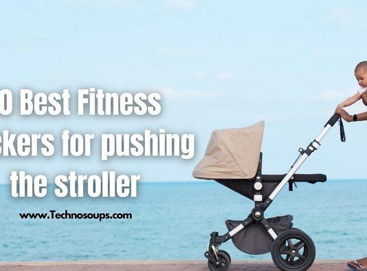 Fitness Tracker for Pushing Stroller