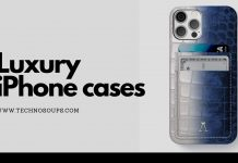 luxury iPhone cases
