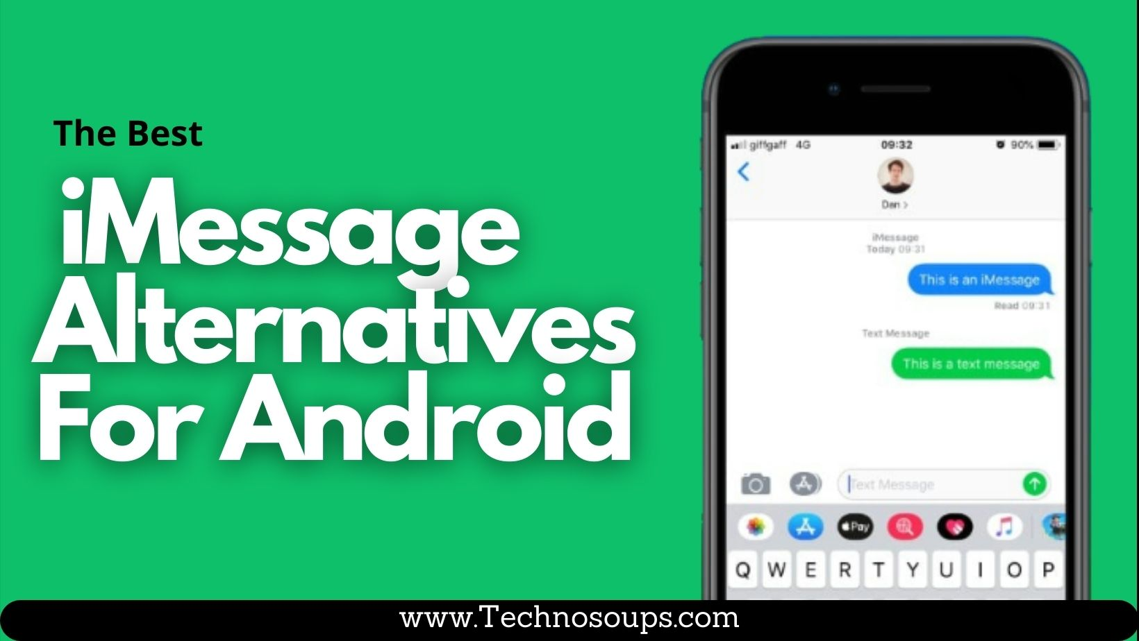 iMessage Alternatives For Android
