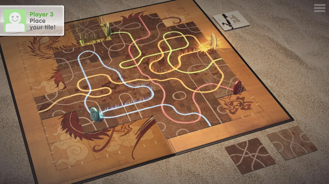 Tsuro - The game of path