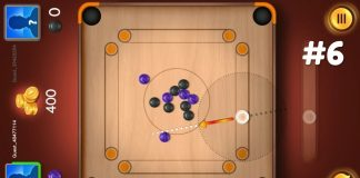 online carrom game
