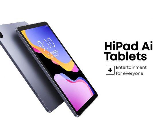 HiPad Air full-screen tablet launches